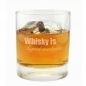 "Preview: Whiskyglas ""Whisky is liquid sunlight"""