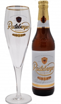 Radeberger Präsent Box basic