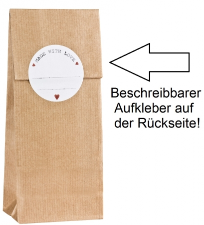 "Geschenktüte ""Fuck Valentines day! I love you every single day!"""