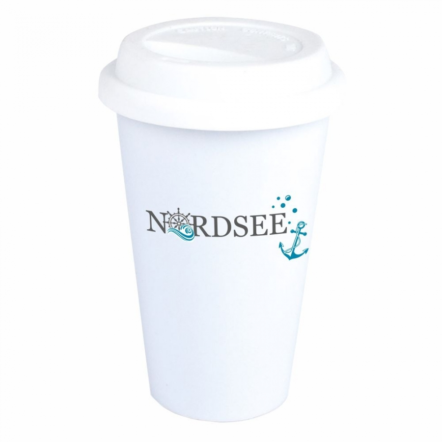 Coffee-to-go-Becher Nordsee